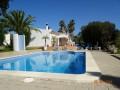 Privé piscine de location Algarve.