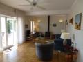 Salon Vila Maria avec accès à la terrasse et à la piscine Privé.