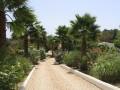 Entrée de Villa Maria en Algarve.