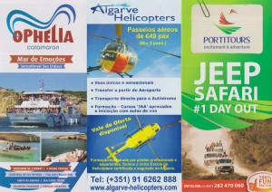 Activités à Algarve