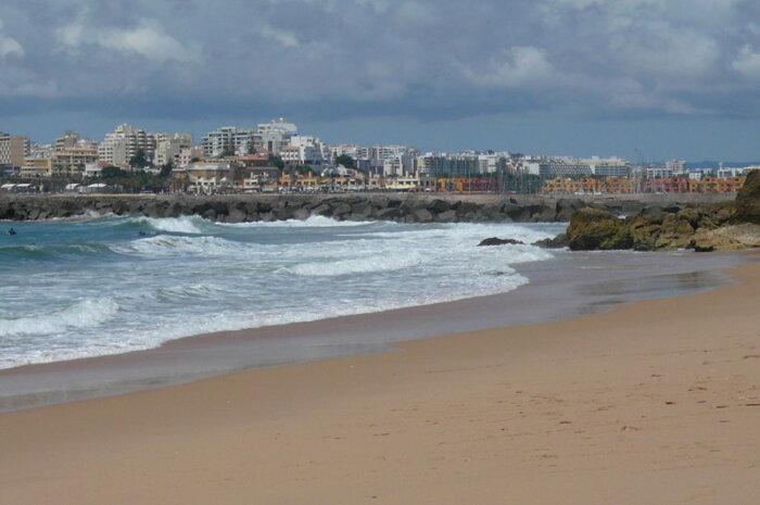 Plages à proximité de Lagoa et Portimao